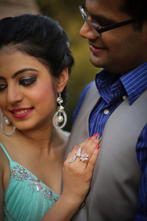 Pre Wedding Couple Photoshoot || Studio Eyeworks, Ahmedabad